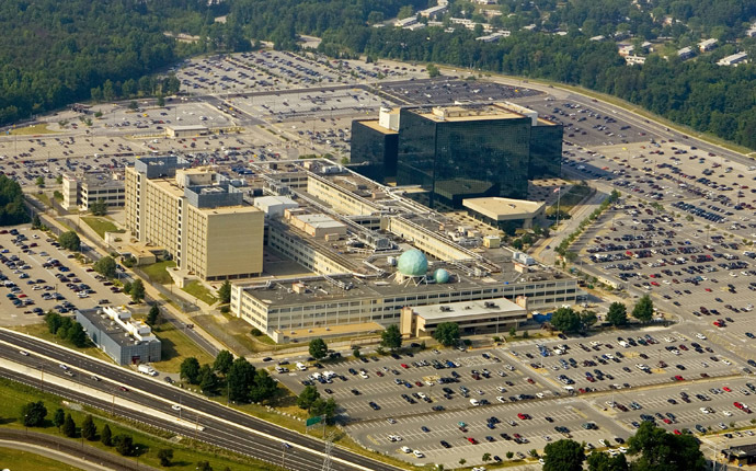 US-SECURITY-BUILDING-NSA
