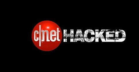 CNET HACKED