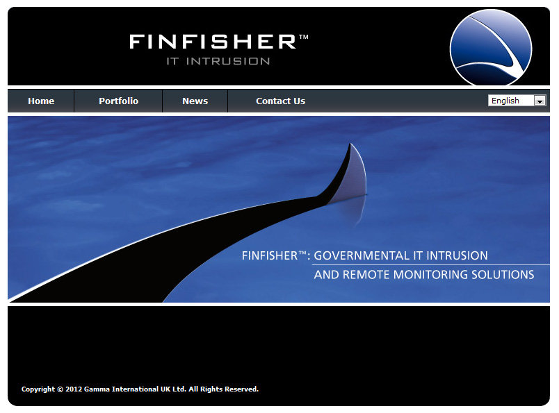 FinFisher spyware found running on computers all over the world