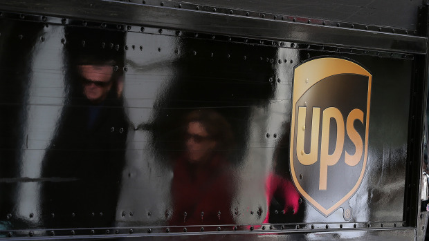 UPS Expects Today To Be Busy Delivery Day