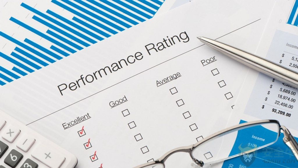 performance-rating-form-on-desk