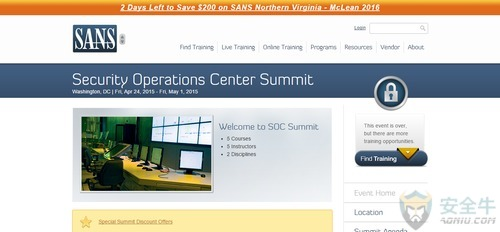 security_operations_center_summit
